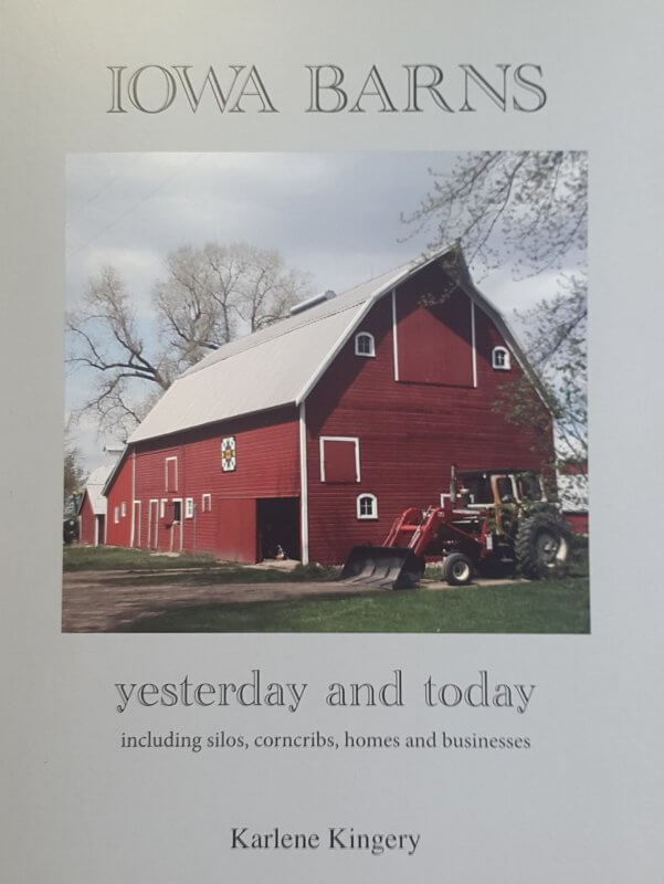 Iowa Barns: Yesterday and Today cover