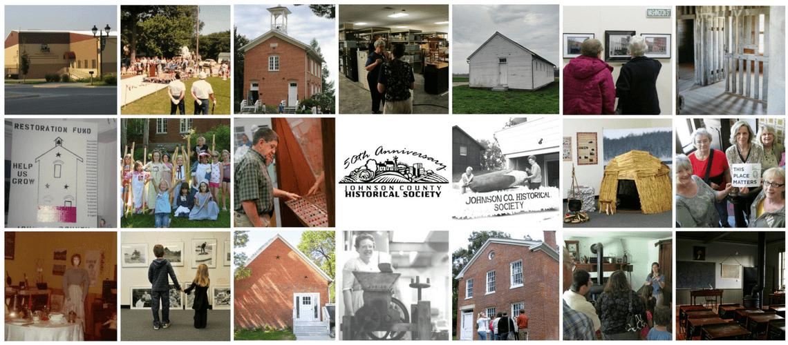 Home - Johnson County Historical Society