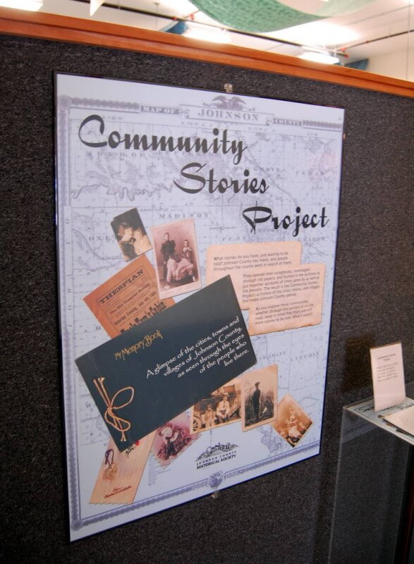 The Johnson County Community Stories Project & Township Maps